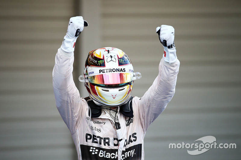 41- Gran Premio de Japón 2015, Mercedes
