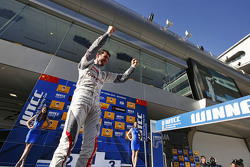 Il vincitore della gara: Jose Maria Lopez, Citroën C-Elysée WTCC, Citroën World Touring Car team