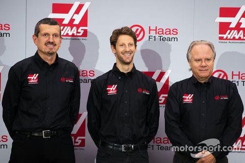 Annonce de pilote Haas F1 Team