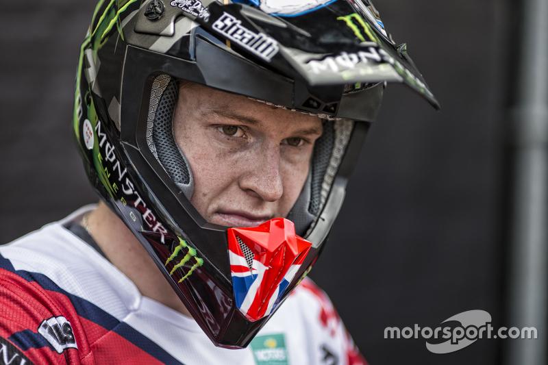 Max Anstie, Team Great Britain