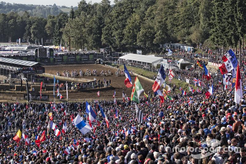 Motocross of Nations атмосфера