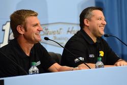 Clint Bowyer et Tony Stewart, Stewart-Haas Racing