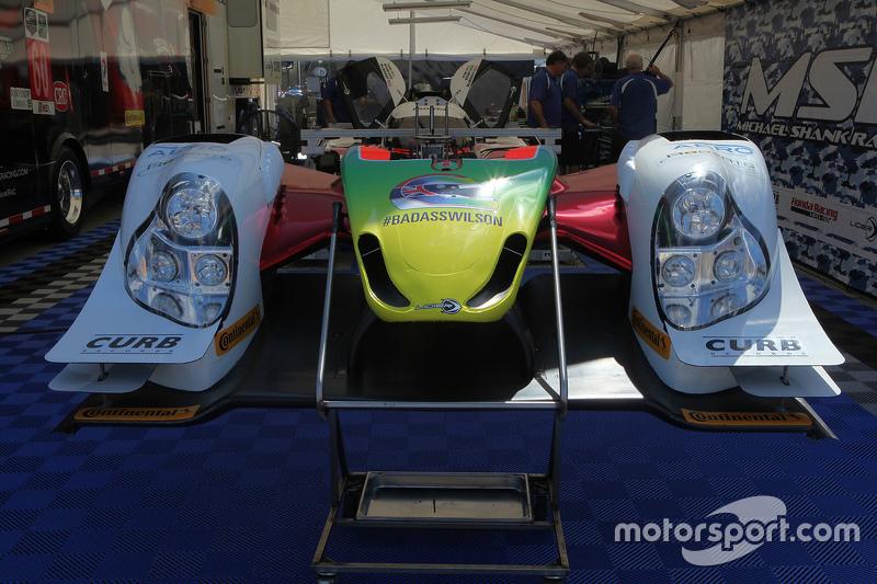 #60 Michael Shank Racing з Curb/Agajanian Ligier JS P2 Honda