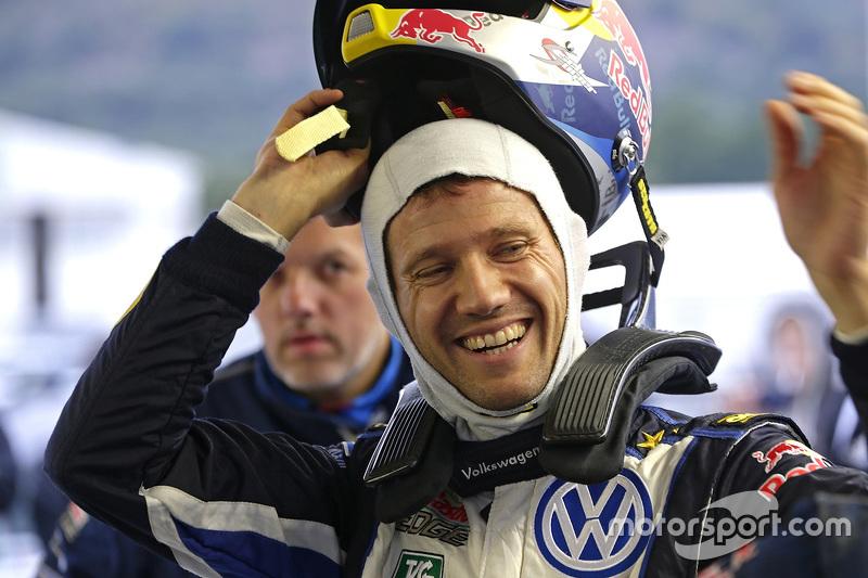Себастьєн Ожьє, Volkswagen Motorsport