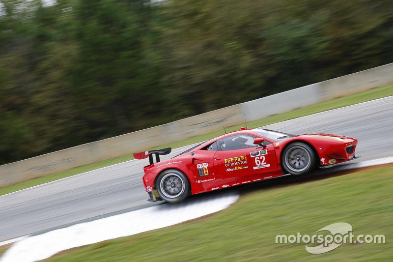 #62 Risi Competizione Ferrari F458: П'єр Каффер, Джанкарло Фізікелла, Тоні Віландер