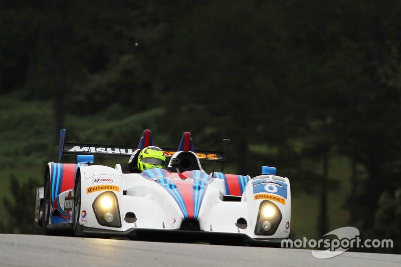 #8 Starworks Motorsports ORECA FLM09: Майк Хедлунд, Ренгер ван дер Занде, Мірко Шултіс, Аекс Попов