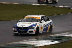 #81 BimmerWorld Racing BMW328i: Andrie Hartanto, Tyler Cooke