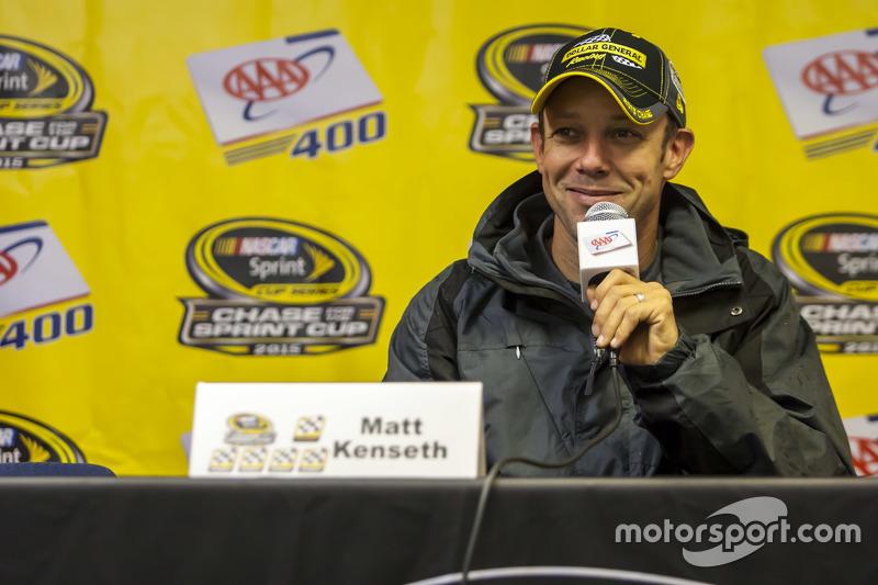 Метт Кенсет, Joe Gibbs Racing