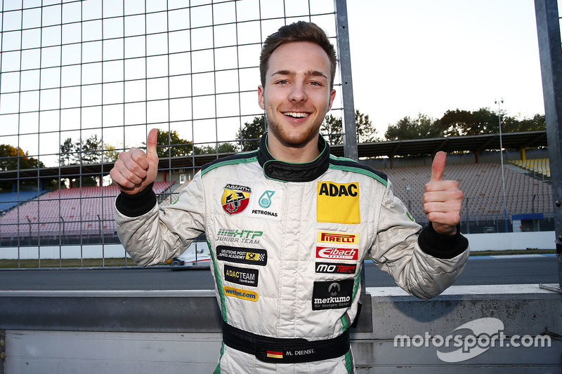Formel 4: Marvin Dienst (Deutschland)