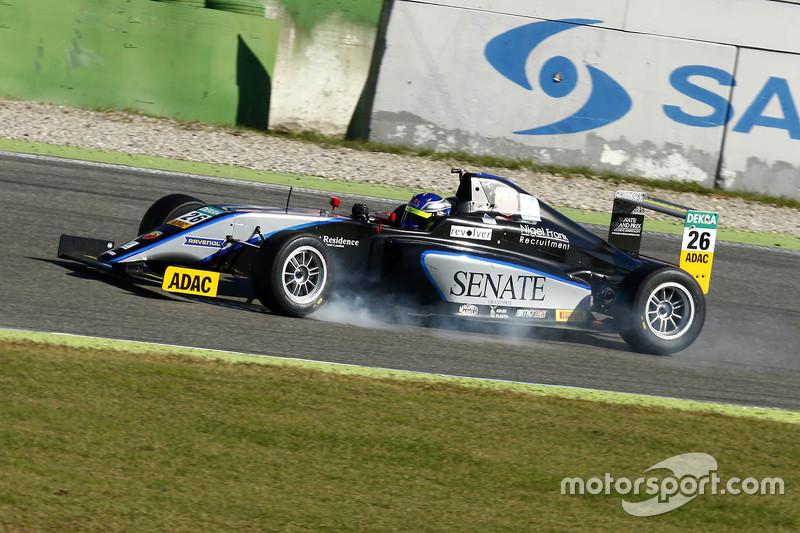 Harrison Newey, Van Amersfoort Racing