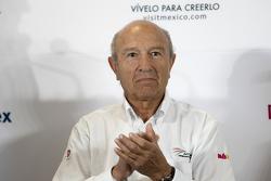 Jo Ramírez Delegado do GP do México