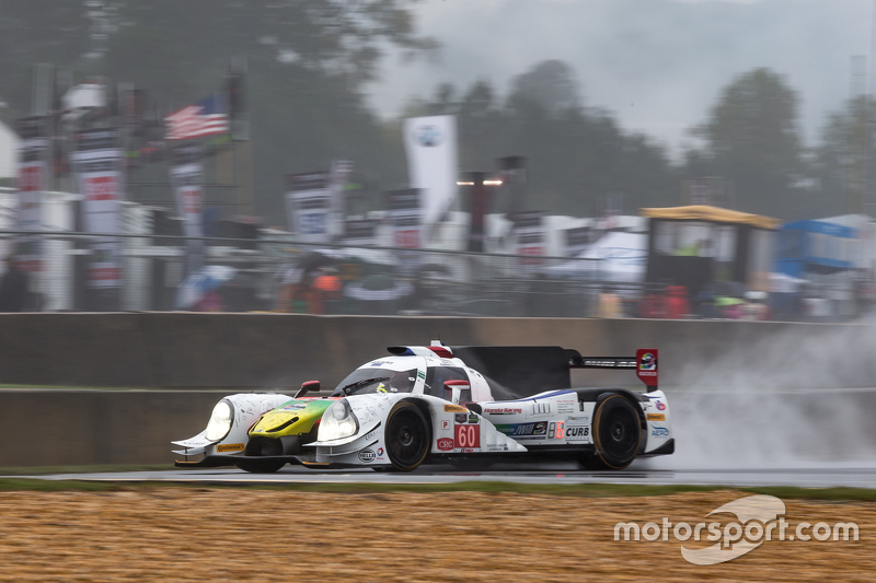 #60 Michael Shank Racing з Curb/Agajanian Ligier JS P2 Honda: Джон Пью, Освальдо Негрі, Мет МакМуррі