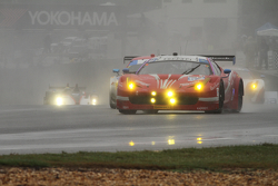 Таунсенд Белл, Джефф Сигал и Билл Суидлер, Scuderia Corsa Ferrari 458 Italia