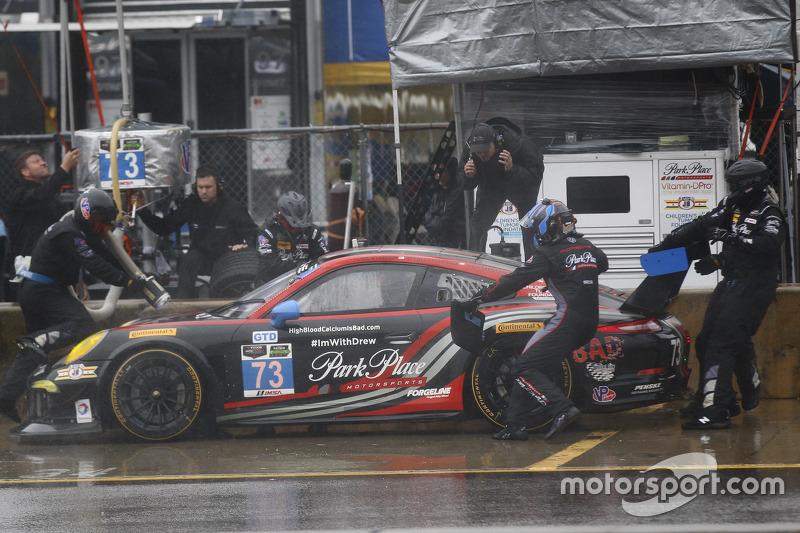 #73 Park Place Motorsports Porsche 911 GT America: Patrick Lindsey, Spencer Pumpelly, Madiсин Snow
