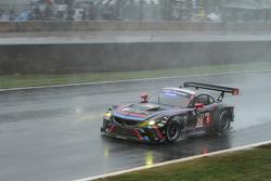 Лукас Лур, Йенс Клингман и Джон Эдвардс, BMW Z4 GTE