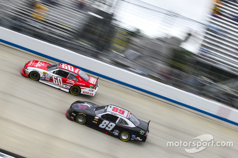 Кріс Бюшер, Roush Fenway Racing Ford та Morgan Shepherd