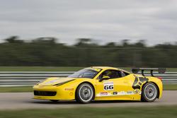 #66 Ferrari of San Francisco Ferrari 458: Ross Garber