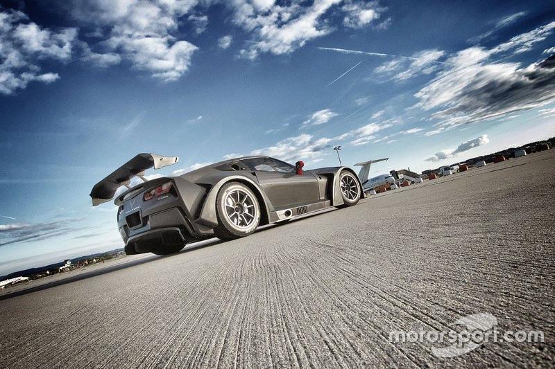 Die neue Callaway Corvette C7 GT3-R