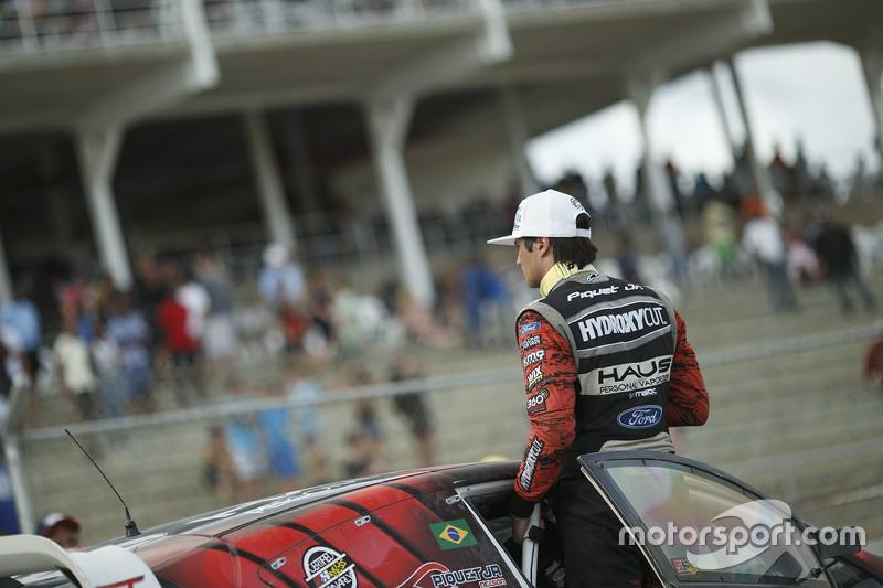 Нельсон Піке мол.., SH Racing Rallycross Ford
