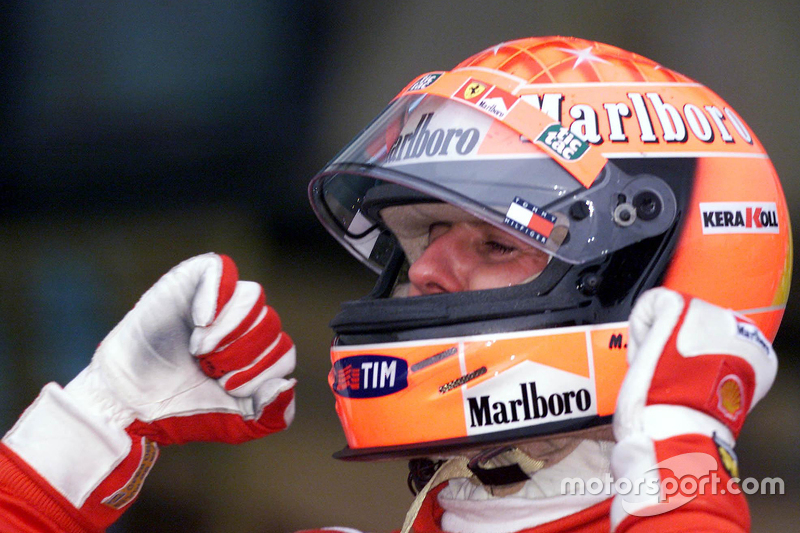 Michael Schumacher - Grand Prix du Japon (six victoires)
