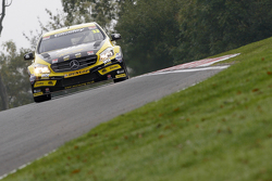 Adam Morgan, WIX Racing Mercedes Benz A-Class