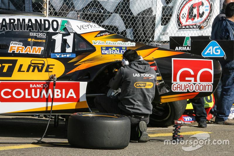 Leonel Pernia, Las Toscas Racing Chevrolet