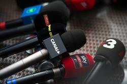 Media microphones
