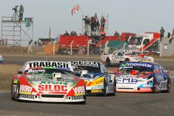 Mariano Altuna, Altuna Competicion Chevrolet, Josito di Palma, CAR Racing Torino, Christian Ledesma,