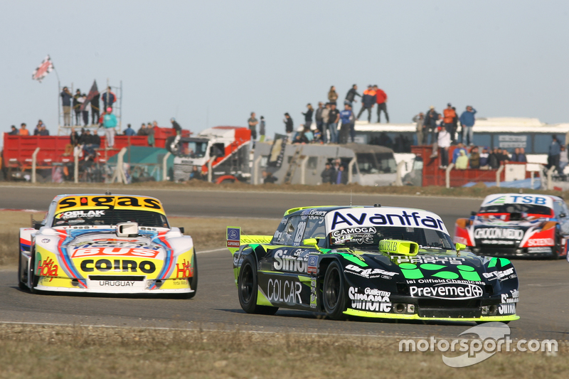 Мауро Галломбардо, Maquin Parts Racing Ford, Маурісіо Ламбіріс, Coiro Dole Racing Torino