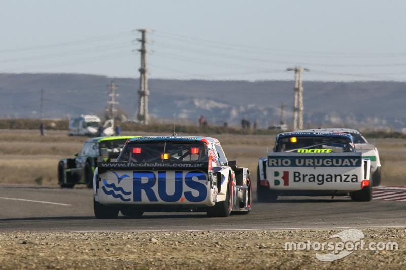 Маурісіо Ламбіріс, Coiro Dole Racing Torino, Лайонел Угальде, Ugalde Competicion Ford