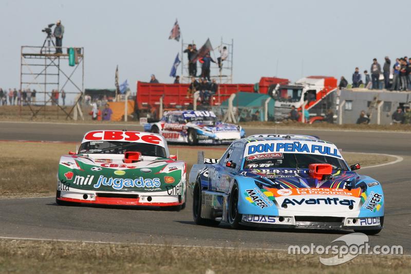 Мартін Понте, Nero53 Racing Dodge, Карлос Окуловіч, Sprint Racing Torino, Габріель Понсе де Леон, Ponce de Leon Competicion Ford