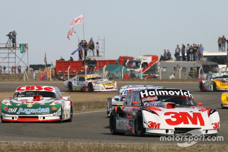 Маріано Вернер, Werner Competicion Ford, Карлос Окуловіч, Sprint Racing Torino, Серхіо Ало, Coiro Do