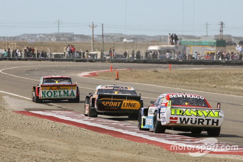 Prospero Bonelli, Bonelli Competicion Ford, Leonel Pernia, Las Toscas Racing Chevrolet, Juan Martin Trucco, JMT Motorsport Dodge