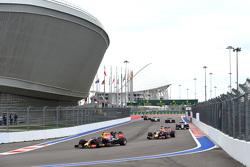 Daniil Kvyat та Даніель Ріккіардо, Red Bull Racing