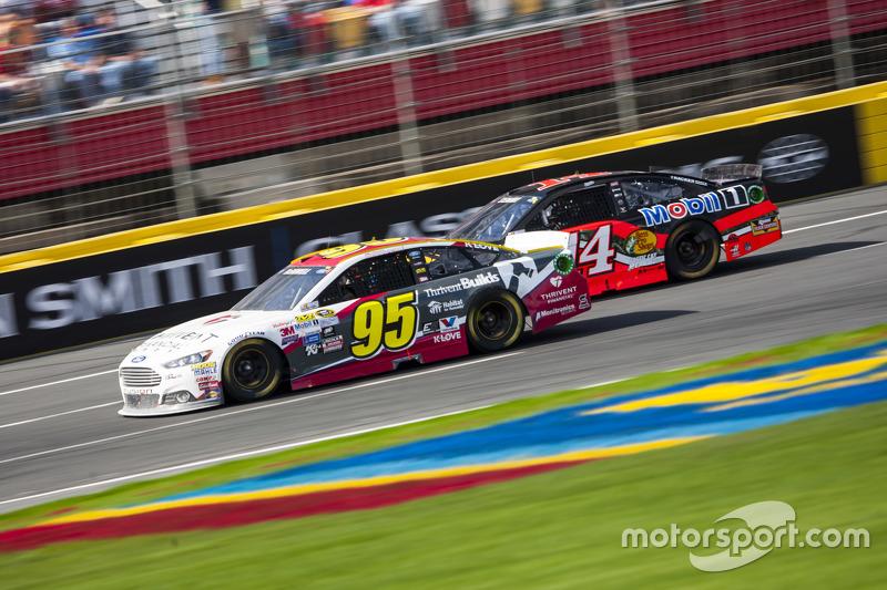 Майкл МакДауелл та Тоні Стюарт, Stewart-Haas Racing Chevrolet
