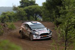Kajetan Kajetanowicz e Jaroslav Baran, Ford Fiesta R5