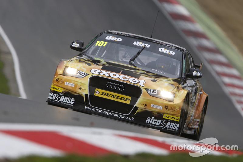 Rob Austin, Exocet AlcoSense Audi A5