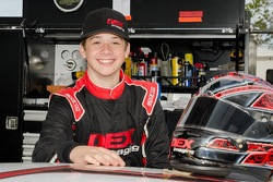 Harrison Burton debut