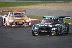 #19 Team Schubert BMW Z4 GT3: Uwe Alzen, Claudia Hürtgen