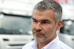 Дитер Гасс, глава Audi в DTM