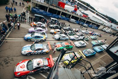 Carrera Cup UK: Spa