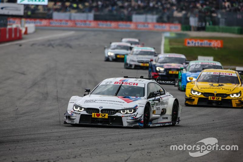 Мартін Томчик , BMW Team Schnitzer BMW M4 DTM