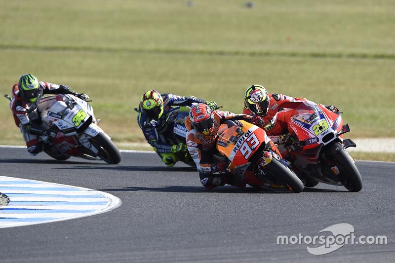 #24 MotoGP Australia 2015