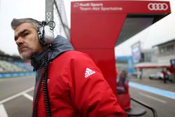 Дитер Гасс, глава DTM Audi Sport