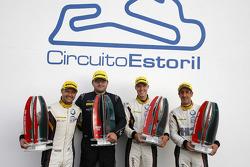 1. GTC: Andy Priaulx, Henry Hassid, Jesse Krohn, BMW Team Marc VDS