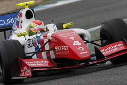 Луїс Делетраз, Fortec Motorsports