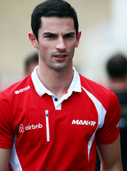 Александер Россі, Manor Marussia F1 Team