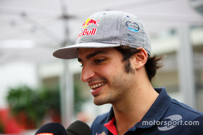 #16: Carlos Sainz Jr.