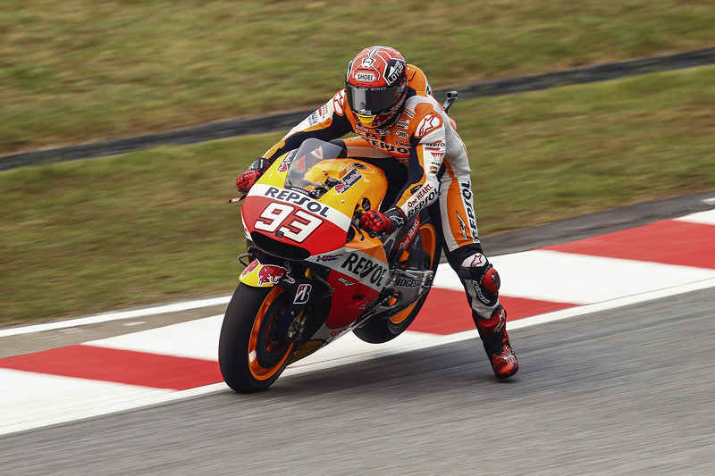 #6: Marc Marquez in Action