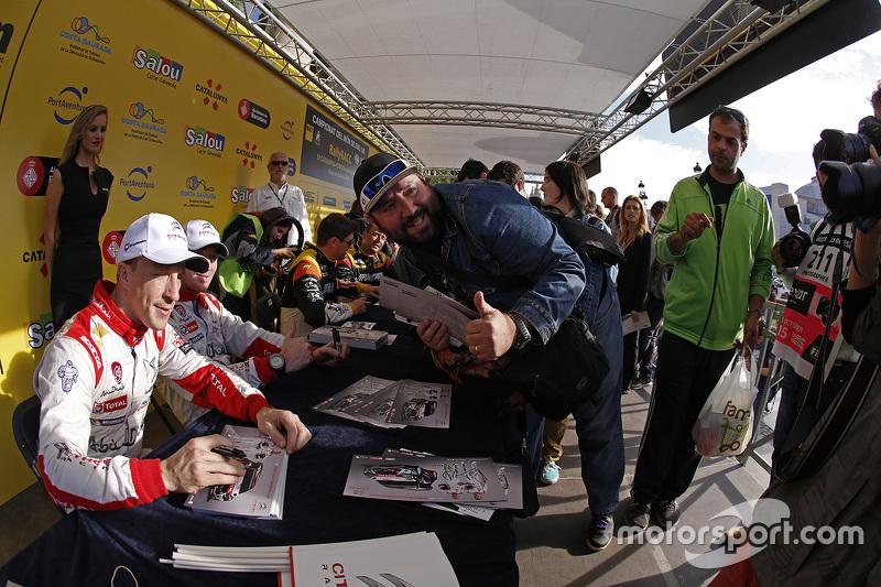 كريس ميك وبول ناغل، سيتروين دي إس3 دبليو آر سي، فريق سيتروين العالمي للراليات